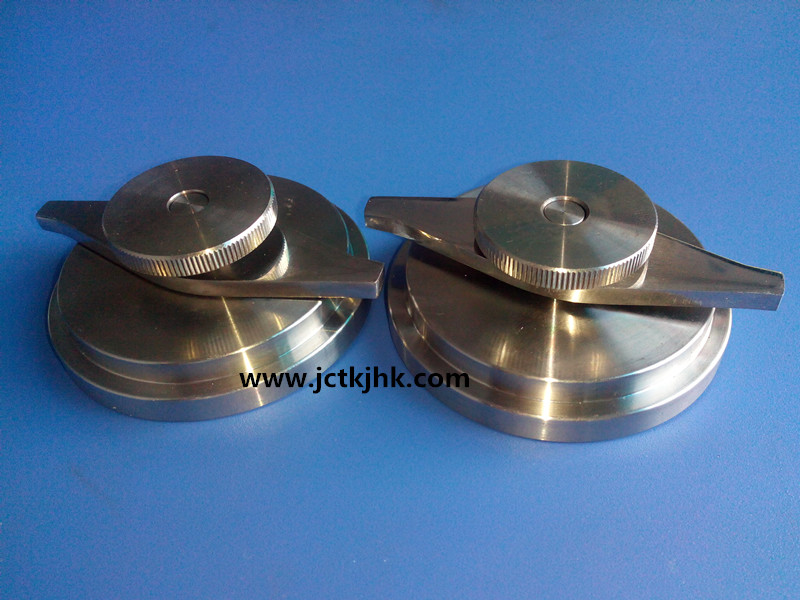 Stainless steel boat parts by CNC turning